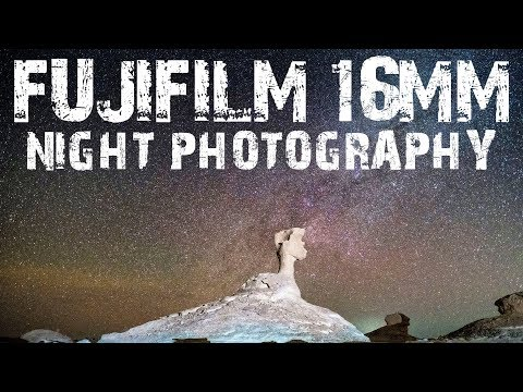 Fujifilm XF 16mm 1.4 for Night Photography | Fujifilm XF 16mm Review