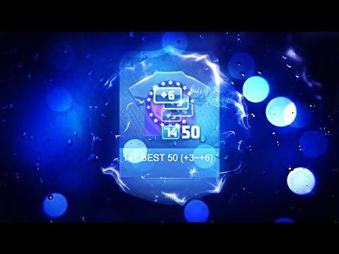 FIFA Online 3 Part 70 เปิดการ์ด TOP 50 14T +3-6 (แถมตีบวกด้วยนะจ๊ะ) By Mezarans