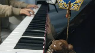 【Harry Potter OST】DIAGON ALLEYをピアノで弾いてみた piano