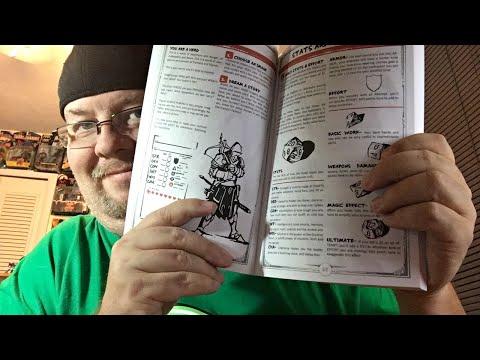 Index Card RPG Deep Dive part 4 ICRPG