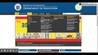 Repeat youtube video How to Find Senior High School ID