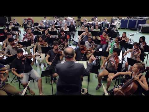 Valery Gergiev: Verbier Festival Orchestra Répétition / Rehearsal 2015