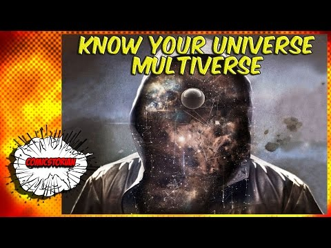 Multiverse's Explained (Marvel AND DC) - Know Your Universe