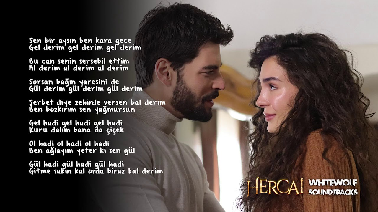 Ebru Şahin - Sen Bir Aysın | Hercai 29. Bölüm
