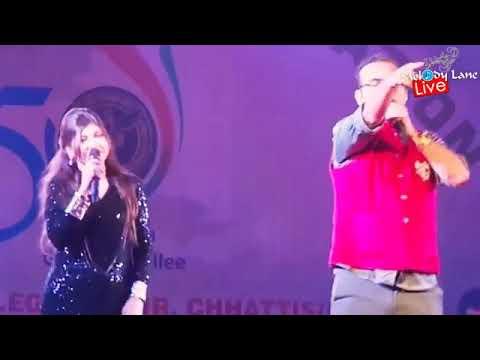 Tauba Tumhare yeh Ishare- Abhijeet Bhattacharya and Alka Yagnik - Live Concert
