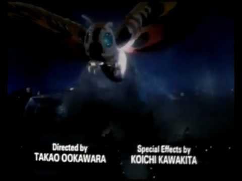 Godzilla vs. Mothra (1964) german Trailer