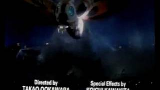 Godzilla vs. Mothra (1964) german Trailer