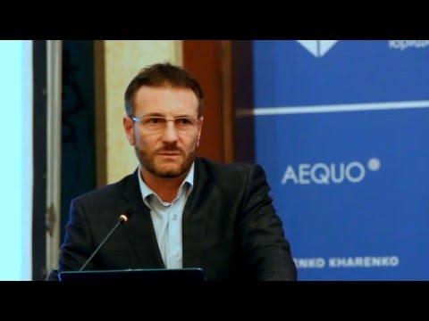 24.02.2016 II Legal Banking Forum: Валерий Картере