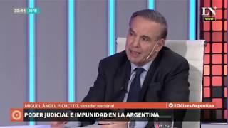 Miguel Ángel Pichetto, confirmado vice de Macri | Entrevista con Carlos Pagni