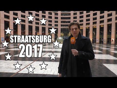 BLTV: Jelle in het walhalla der Eurofilie: Straatsburg