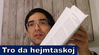 Mi ne ŝatas korekti hejmtaskojn | Esperanto vlogo