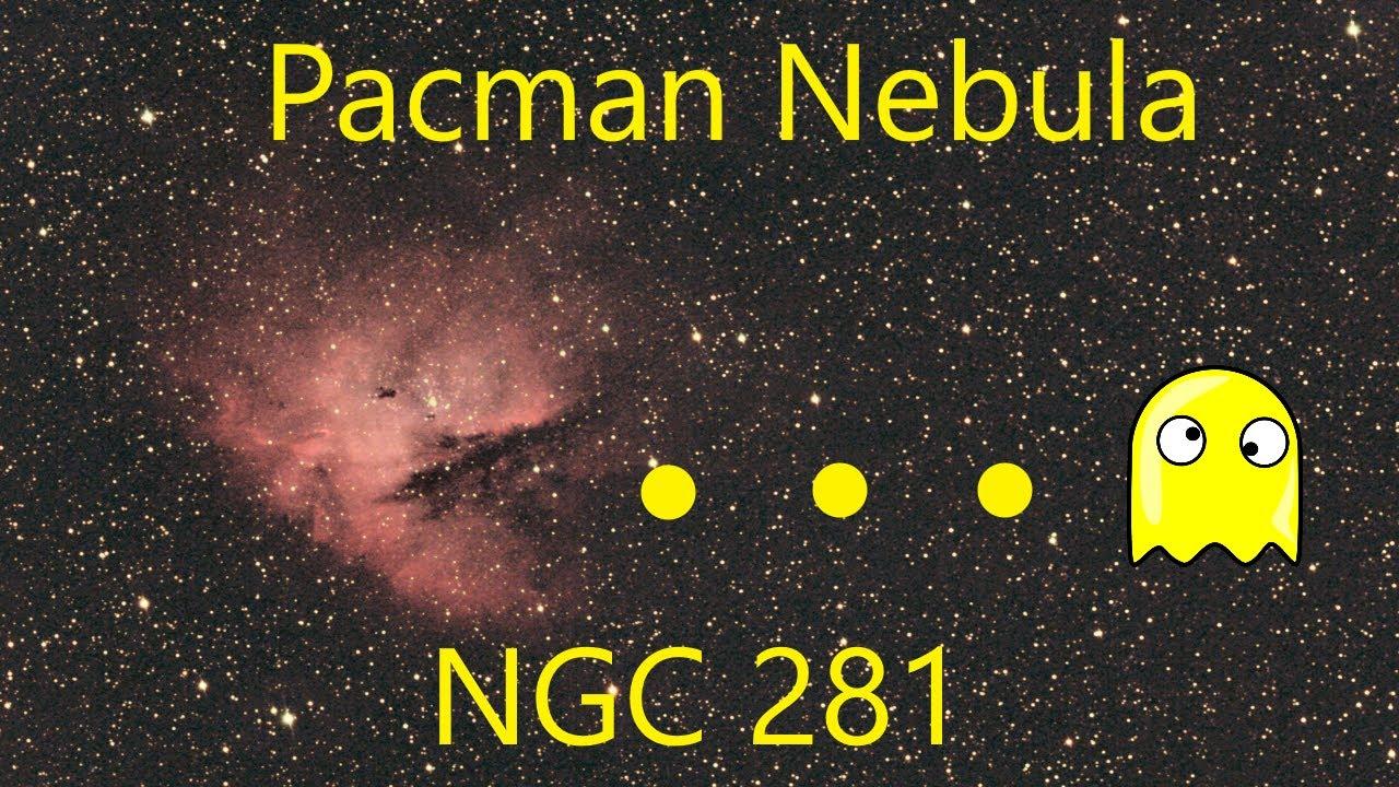 NGC 281 Pacman Nebula with the RASA11