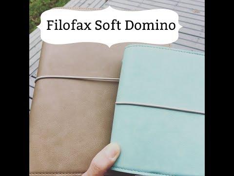 Unboxing: Filofax Domino Soft  Organizers
