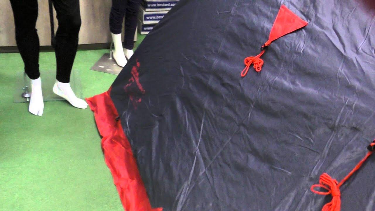 Tramp mountain 4 обладает водонепроницаемостью до 10000 мм, все швы проклеены и прекрасно уберегают внутреннее пространство палатки от влаги и ветра. Туристическое снаряжение tramp выдерживает многолетнюю эксплуатацию, внешний тент палатки устойчив к ультрафиолетовому излучению.