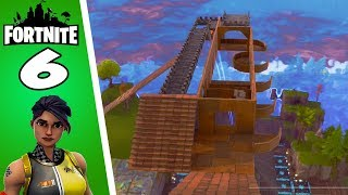 A Race Far Too Complicated! Fortnite Saving the World