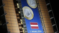 Lettland tauscht Lats gegen Euro