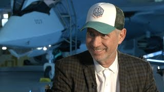 Roland Emmerich On How He Went From 'ID Forever' To 'Independence Day: Resurgence'