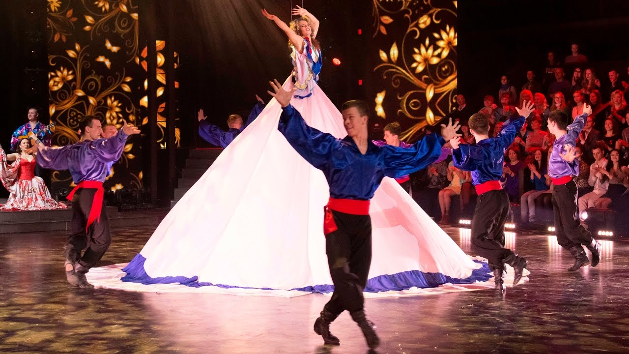 Yegor Druzhinin left shooting show Dancing 9