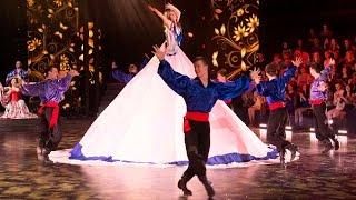 «Танцуют все!». Цыганский танец. «Калинка» (ансамбль «Сибирский сувенир»)