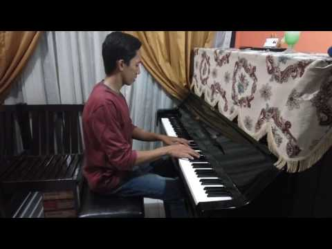 Sahabat Jadi Cinta - Zigaz (Piano Cover) For Beloved RIP Mike Mohede By Nur Prayogi Proy Yange