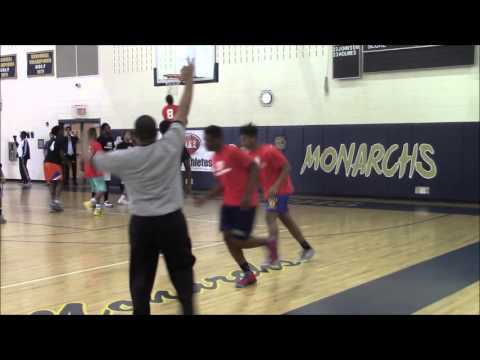 Boys basketball displays talent at Assist Meadowbrook Showcase
