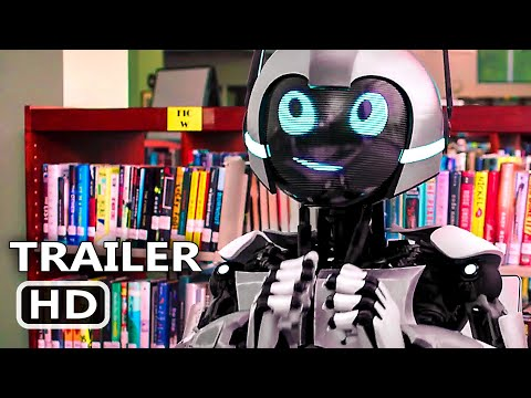 THE ADVENTURES OF ARI MY ROBOT FRIEND Trailer (2020) Family Movie