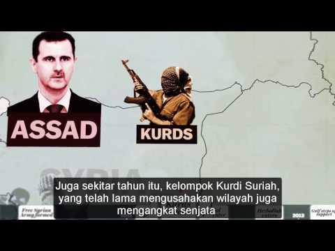 Memahami Perang Suriah : Siapa Yang Berperang dan Kenapa Terjadi