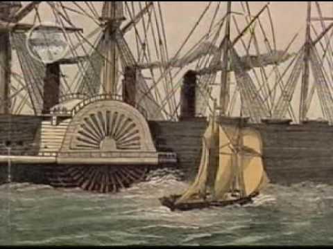 Milenium. Siglo XIX 1800-1900. El siglo de la Máquina. Documental. A&E Mundo
