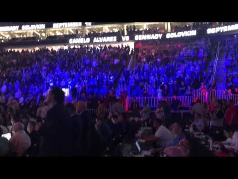 Thumbnail: Canelo vs golovkin officially announced! T-Mobile Arena reacts