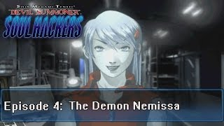 Soul Hackers Playthrough Ep 4: The Demon Nemissa