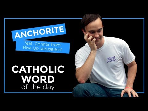 Anchorite | Feat. Connor of Rise Up Jerusalem!