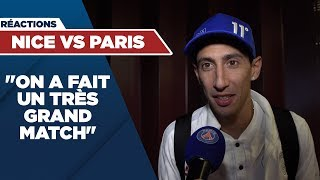 VIDEO: REACTIONS : NICE vs PARIS SAINT-GERMAIN
