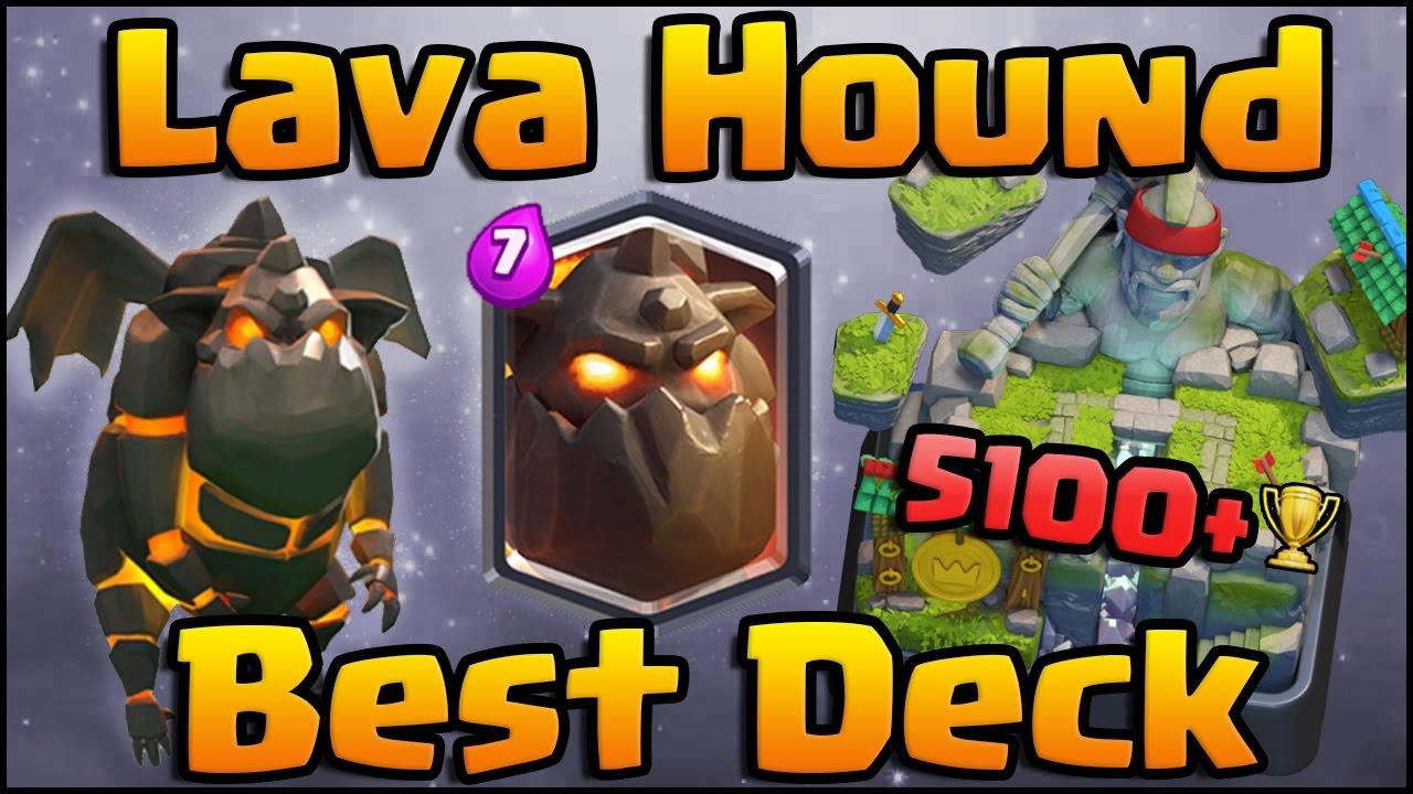 Clash Royale Lava Hound