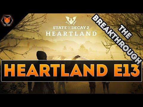 Fox's HEARTLAND Adventure Episode 13 (THE BREAKTHROUGH!)