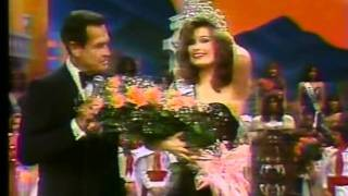 Miss Universe 1982 Crowning