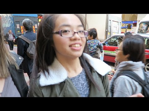 ON THE HUNT TO FIND LUHAN (Hong Kong Daily Vlog)