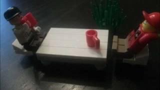 Lego Tutorial: Dining Room Set