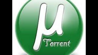 شرح تسريع التورنت الى اقصى سرعة ورابط تحميل  مباشر µTorrent 3.4.3