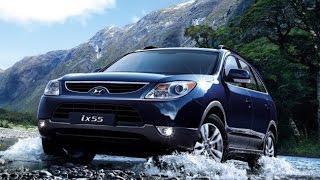 Новый Hyundai ix55. Большой и роскошный смотреть