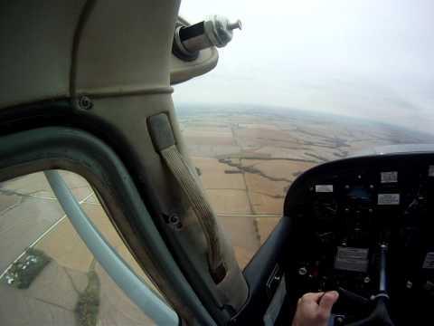 Flying Nebraska October 2011