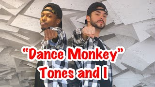 Tones and I-DANCE MONKEY(Official Dance).