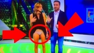 UNFORGETTABLE MOMENTS CAUGHT ON LIVE TV - Awkward Moments and Funny Fails and Bloopers