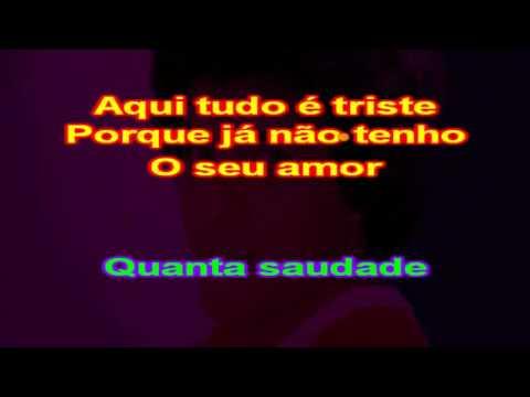 Wanderley Cardoso   Minha Namorada   karaoke