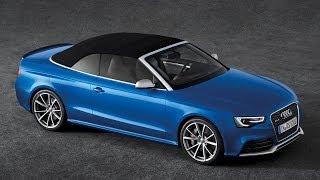 Ауди RS5 (Audi RS5) Кабриолет обзор автомобиля(Обзор автомобиля Ауди RS5 (Audi RS5) Кабриолет ыдающийся комфорт и превосходный дизайн позволяют наилучшим обра..., 2013-12-24T13:47:41.000Z)