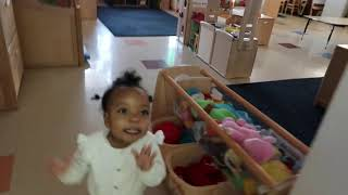 Me and my baby girl First Vlog