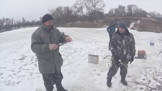 DEAF Зимняя рыбалка 08 12 2018