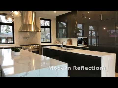 High Gloss Cabinetry From Eclipse Full Access Cabinetry By Shiloh