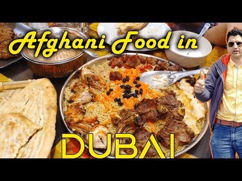 Afghan Food In Dubai Review | Afghan Restaurant Dubai Review