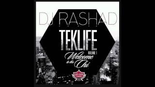 DJ Rashad - Fly Spray