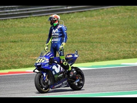 Valentino Rossi 2018 Heroes Tonight